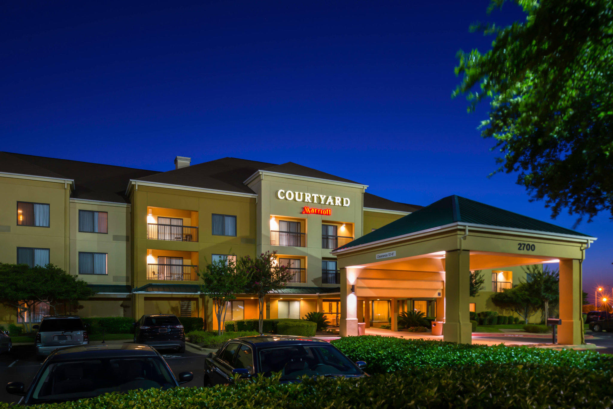 Courtyard by Marriott Austin Round Rock