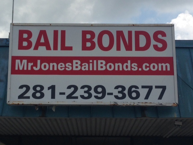 Mr Jones Bail Bonds - ad image