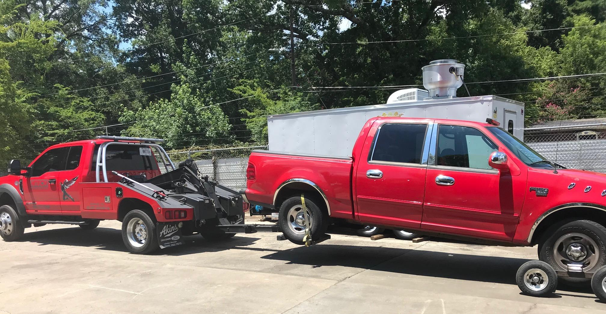 Hitech Towing & Recovery Services