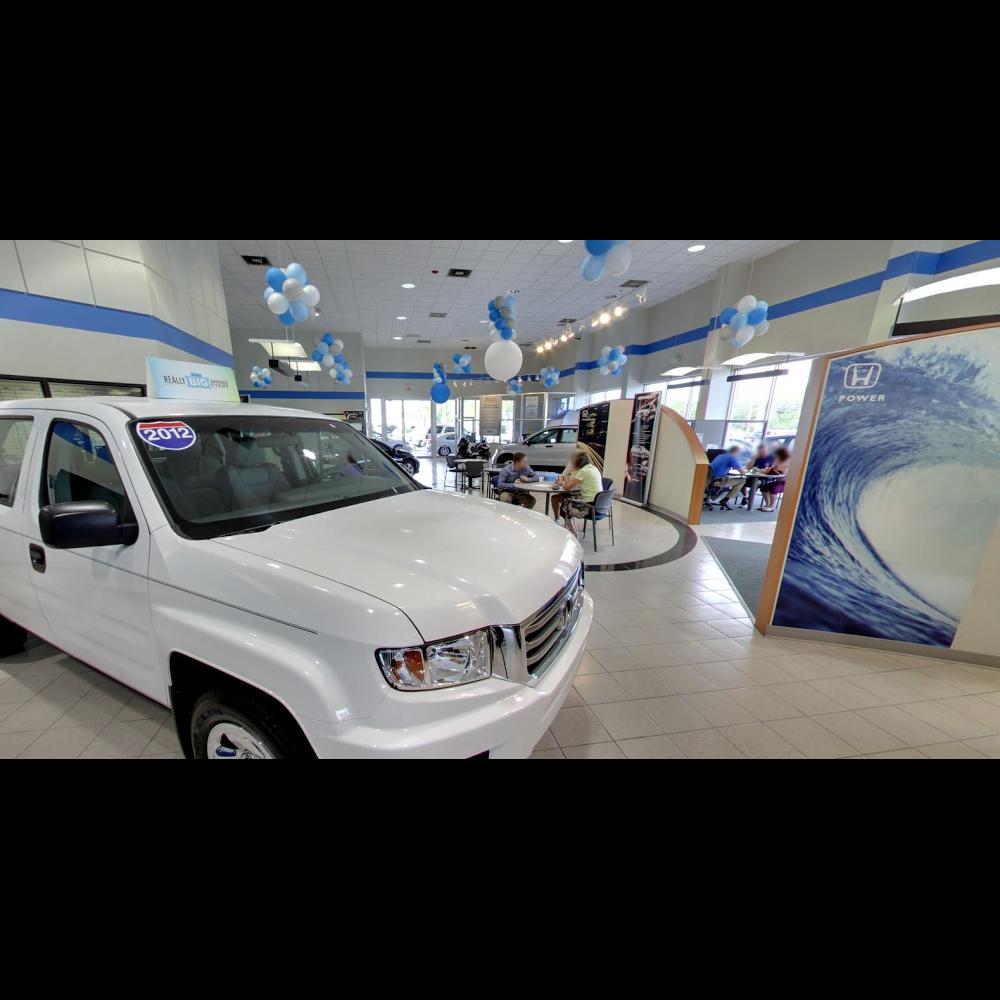 Courtesy Palm Harbor Honda image 1
