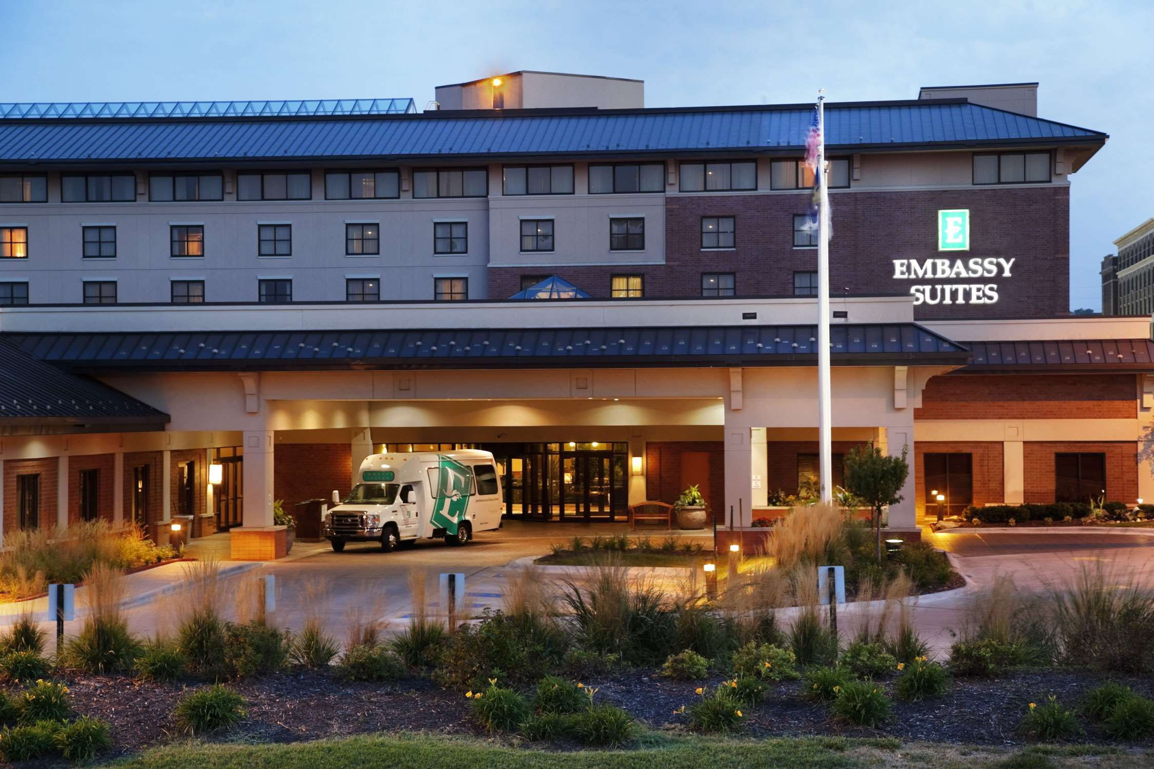 Embassy Suites by Hilton Omaha Downtown Old Market