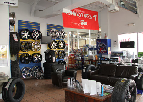Pueblo Tires & Service image 1