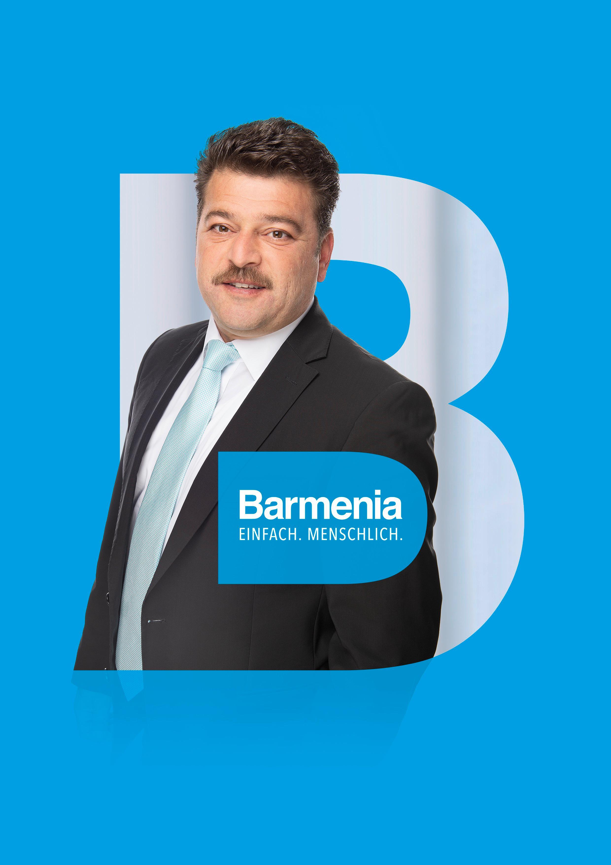 Aydin Pekyalcin. Ihr Ansprechpartner für die Barmenia Versicherung in Bremen.