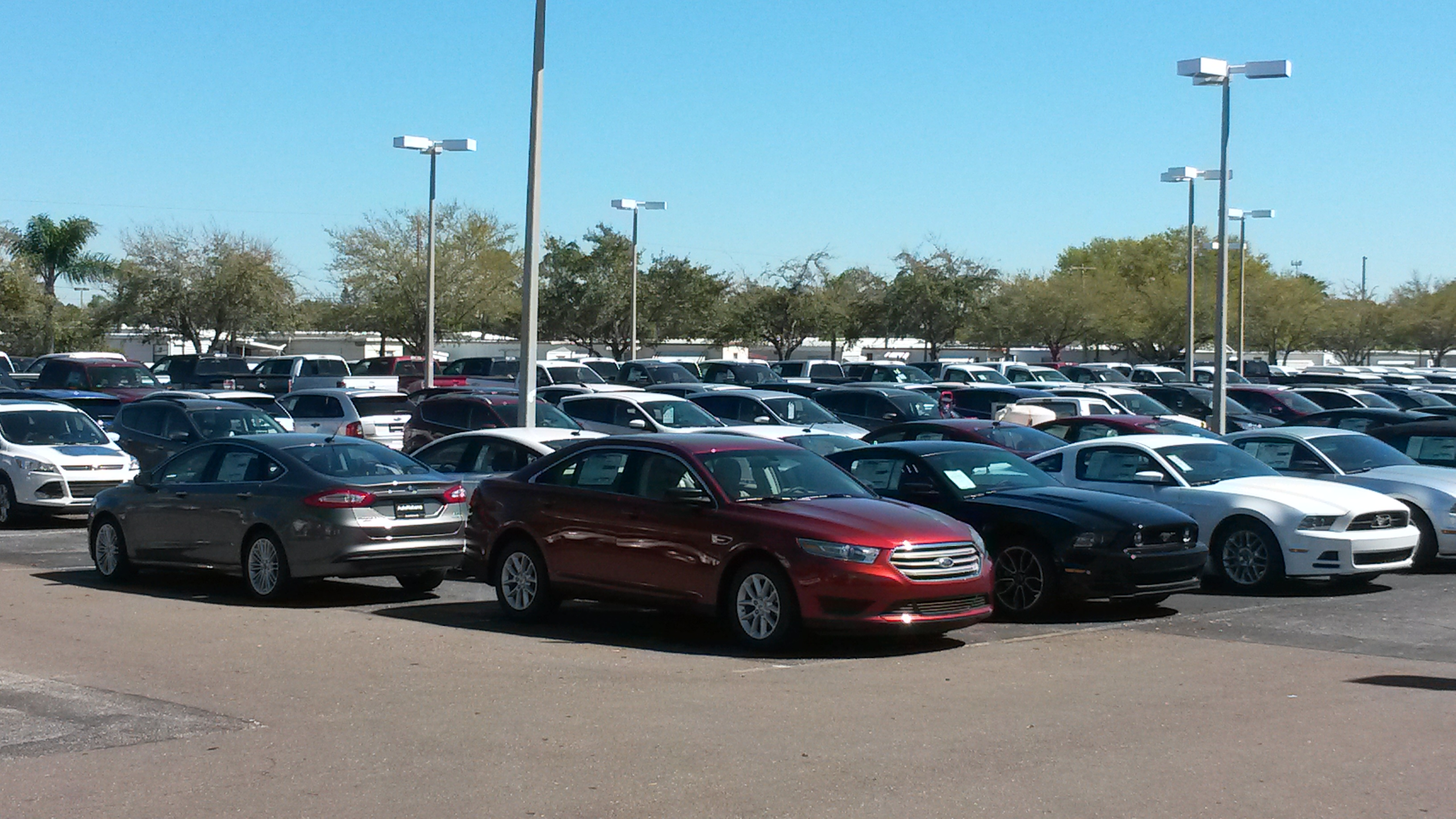 Autoway ford st pete hours for Ford motor credit tampa