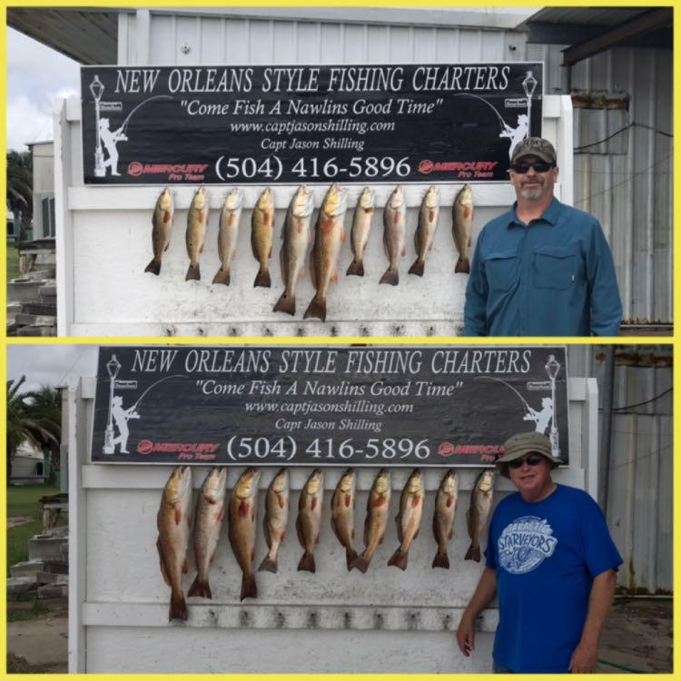 New Orleans Style Fishing Charters LLC image 4