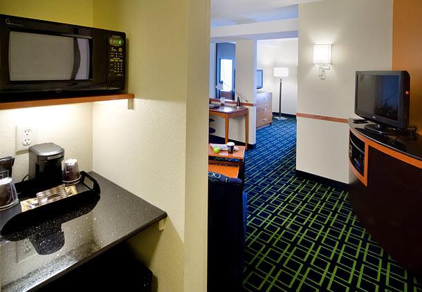 Fairfield Inn & Suites by Marriott Charlotte Matthews image 4