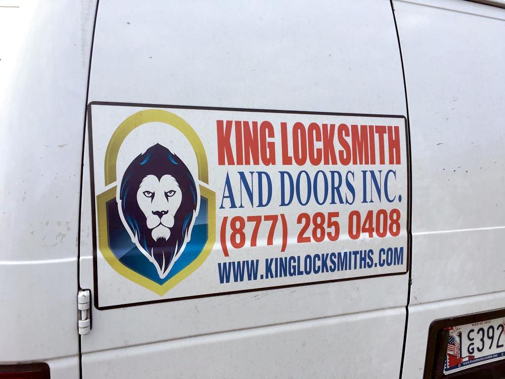 King Locksmith and Doors, Inc. image 20