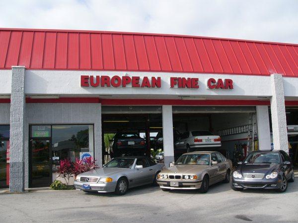 European Fine Car Repairs