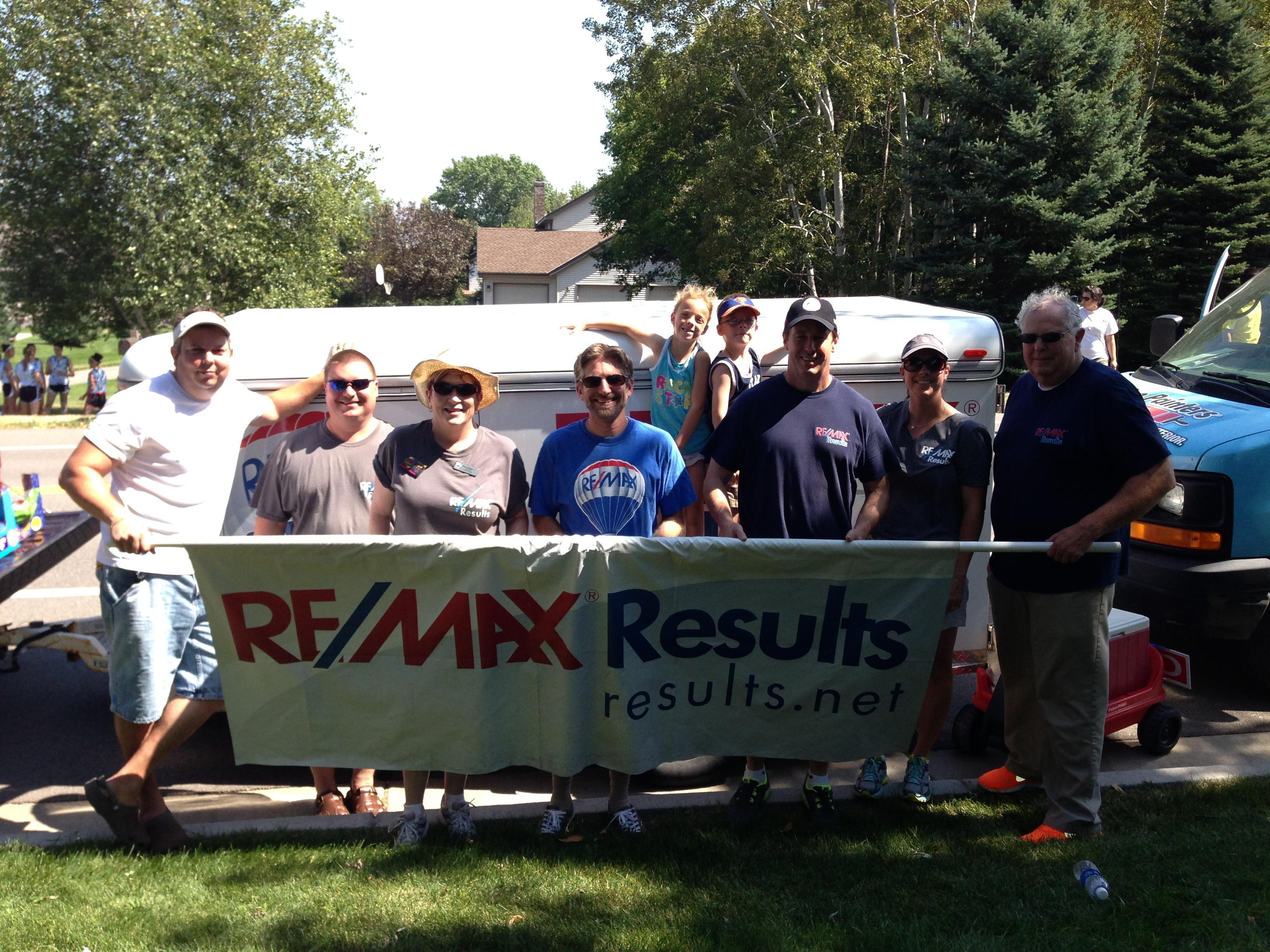 RE/MAX Results OurTEAM
