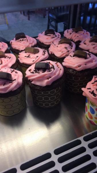 Absolutely Delicious in Sault Ste Marie: Because there is always a reason to have a cupcake