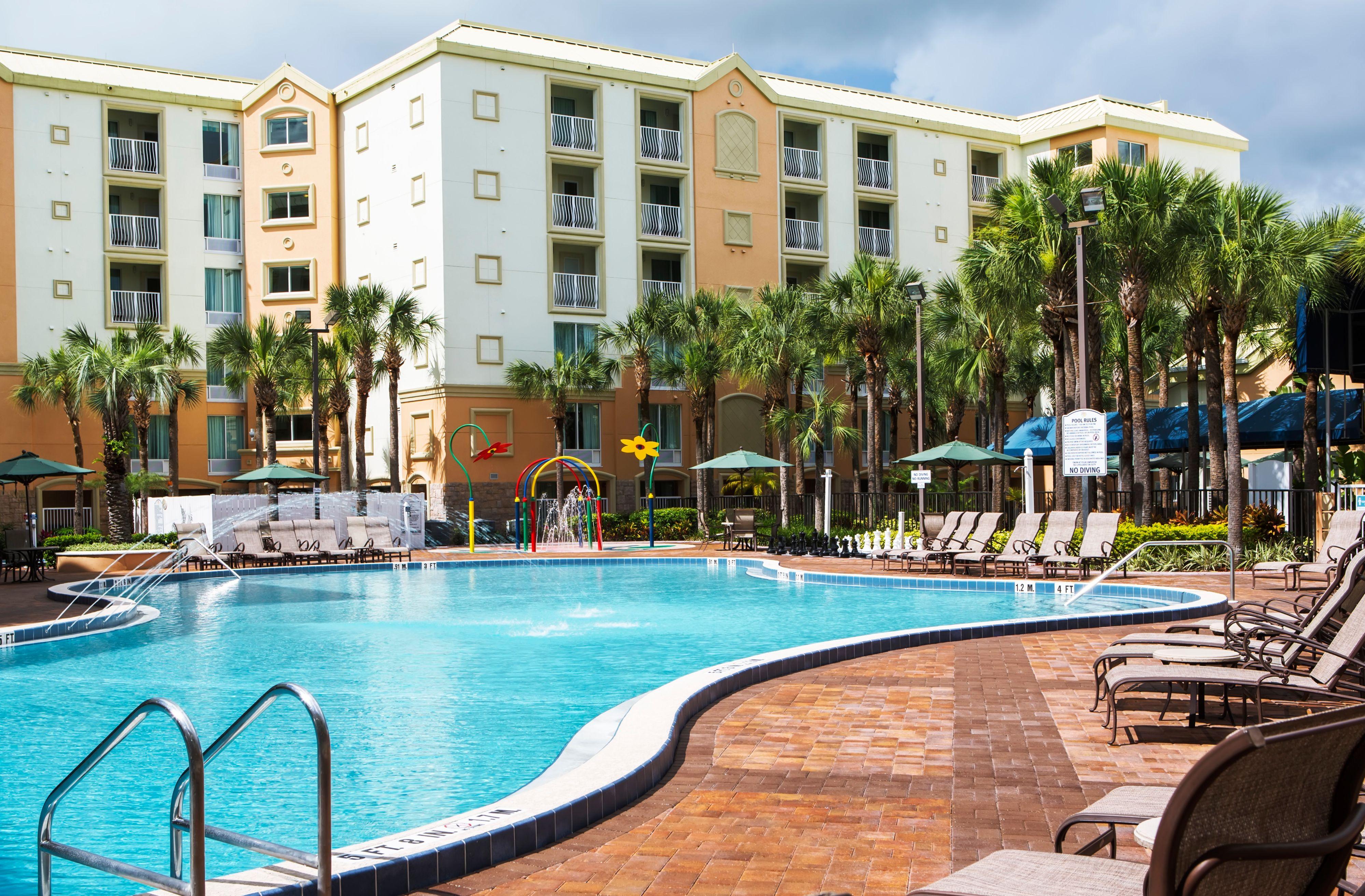 Holiday Inn Resort Orlando Lake Buena Vista At 13351 State