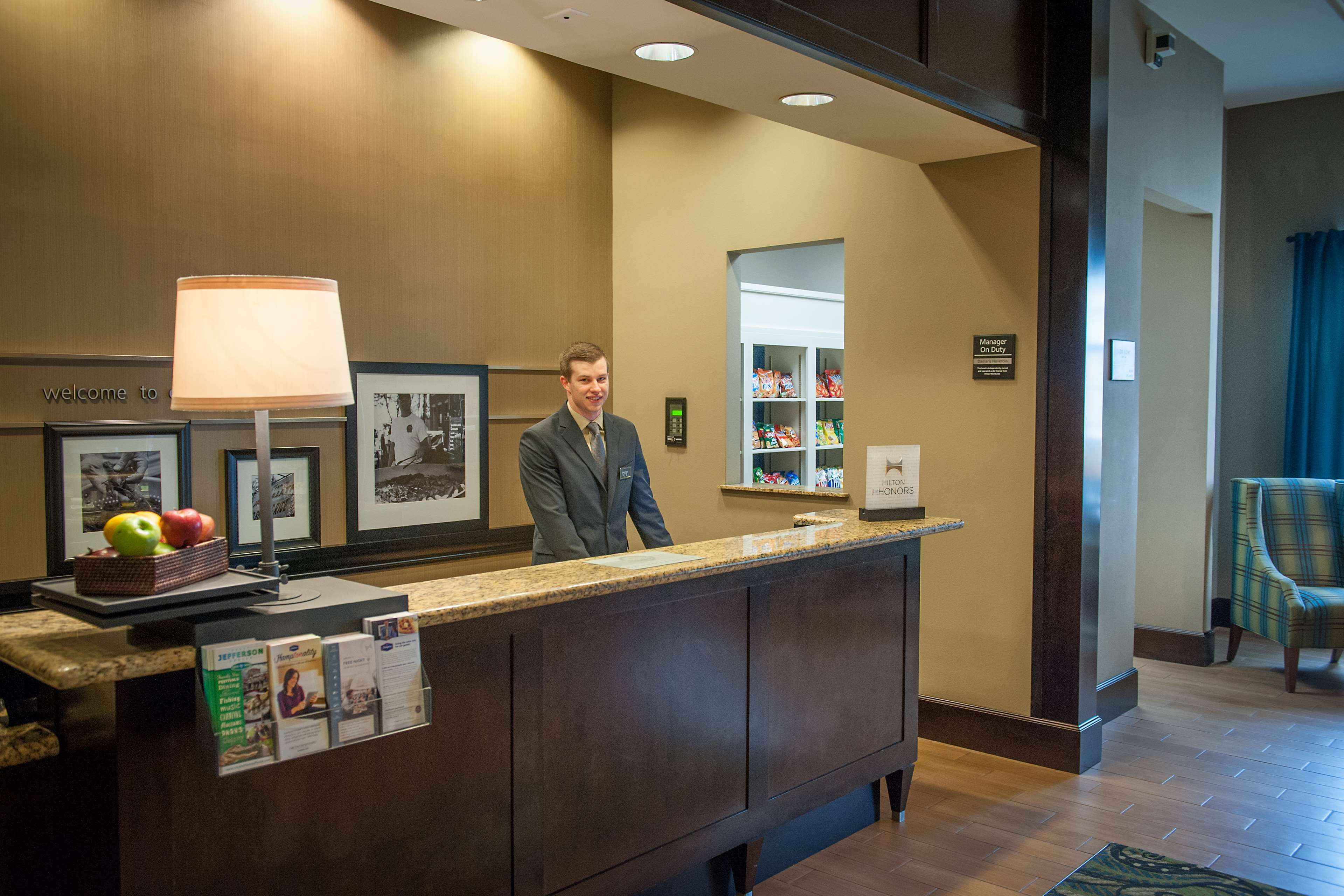 Hampton Inn & Suites New Orleans-Elmwood/Clearview Parkway Area image 2