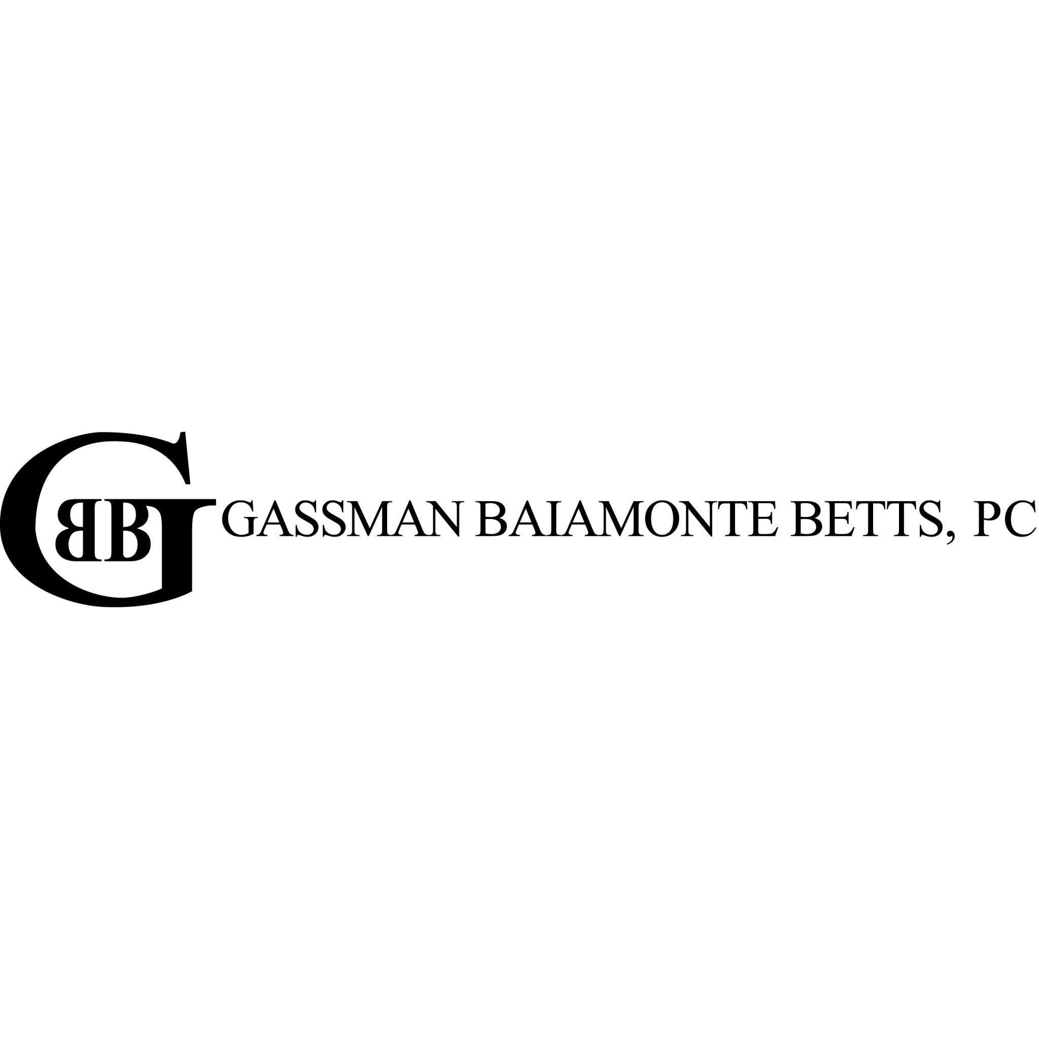 Gassman Baiamonte Gruner, P.C.