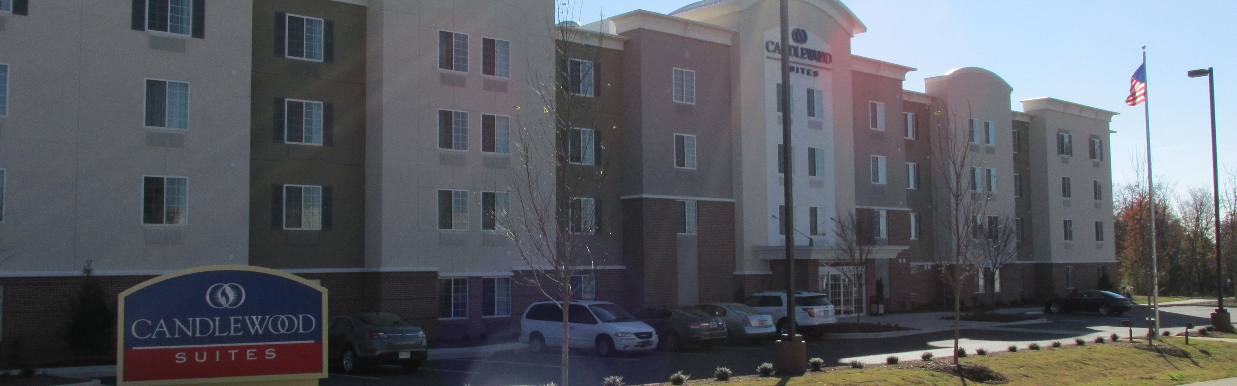 Candlewood Suites Greenville image 0