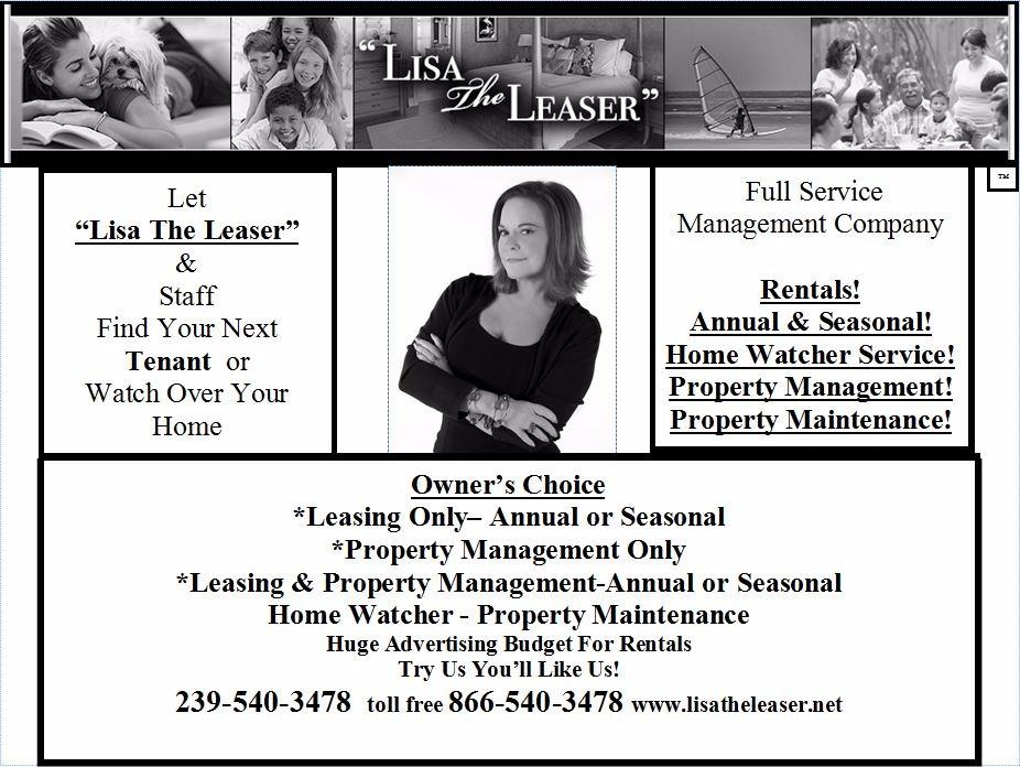 Lisa The Leaser image 0