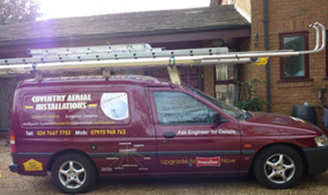 Coventry Aerial Installations