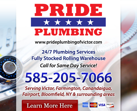 Pride Plumbing of Victor image 0