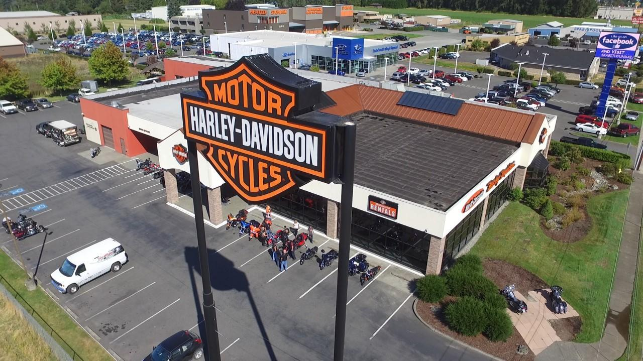 North Cascades Harley Davidson image 0