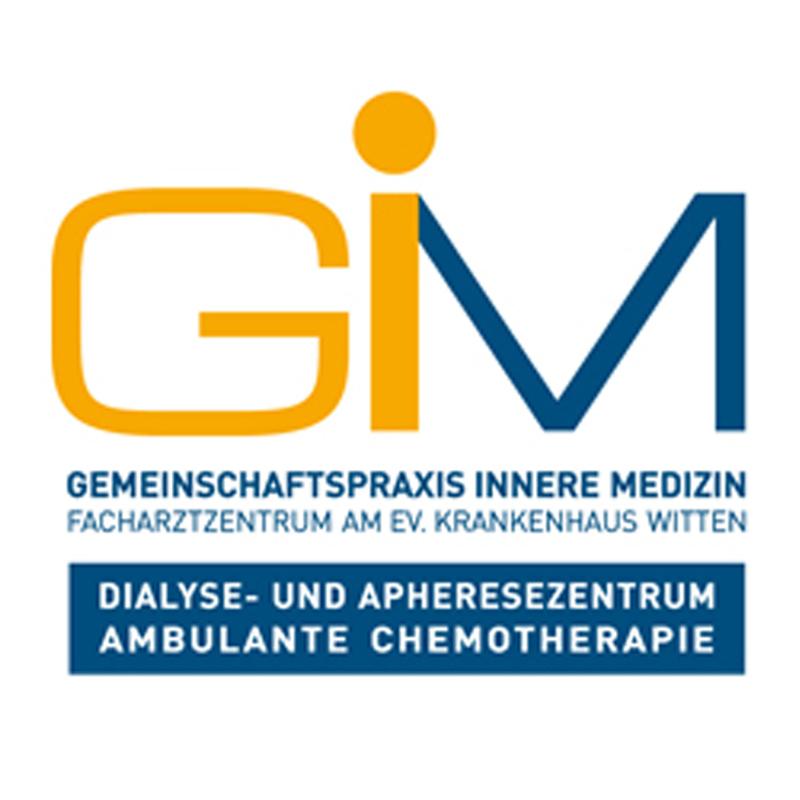 Logo von GIM - Gemeinschaftspraxis Innere Medizin / Magen- und Darmspiegelung