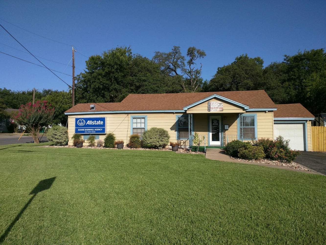 Allstate Insurance Agent: Jeanie Barnhill image 1