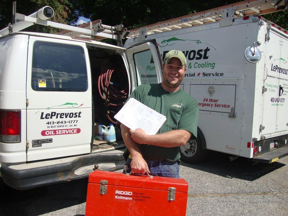 Le Prevost Plumbing Heating & Cooling image 11
