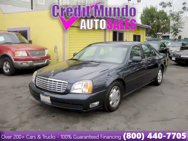 Credit Mundo Auto Sales - Los Angeles Buy Here Pay Here Dealership image 0