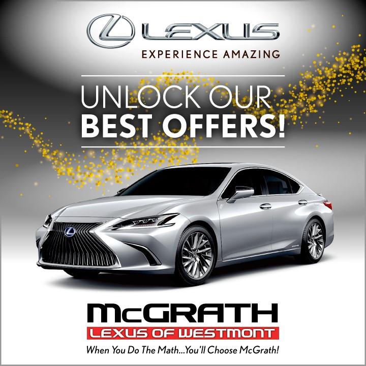McGrath Lexus of Westmont image 0