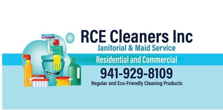 RCE Cleaners Inc image 0