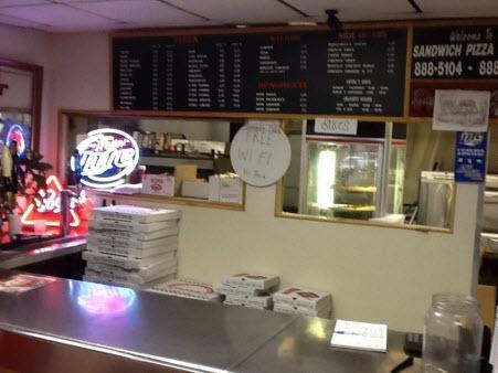 Sandwich Pizza House image 1