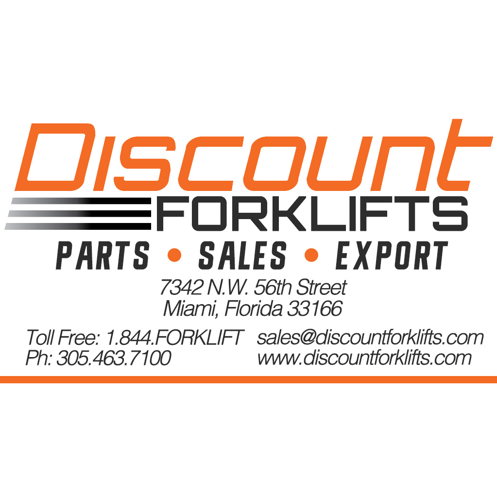 Discount Forklift Parts 7342 N W  56th Street Miami, FL