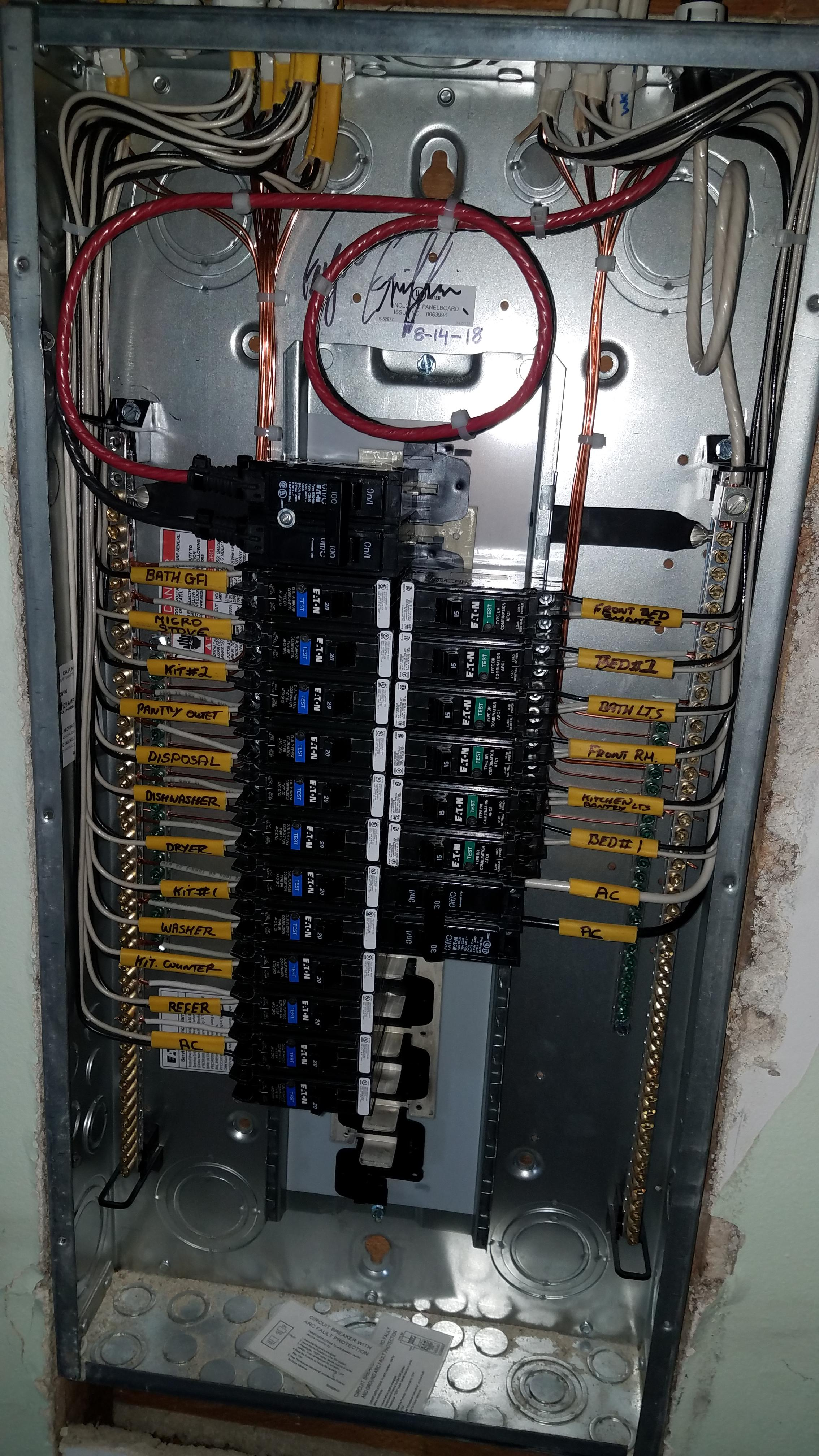 Fergus Griffin Electrical Services image 3