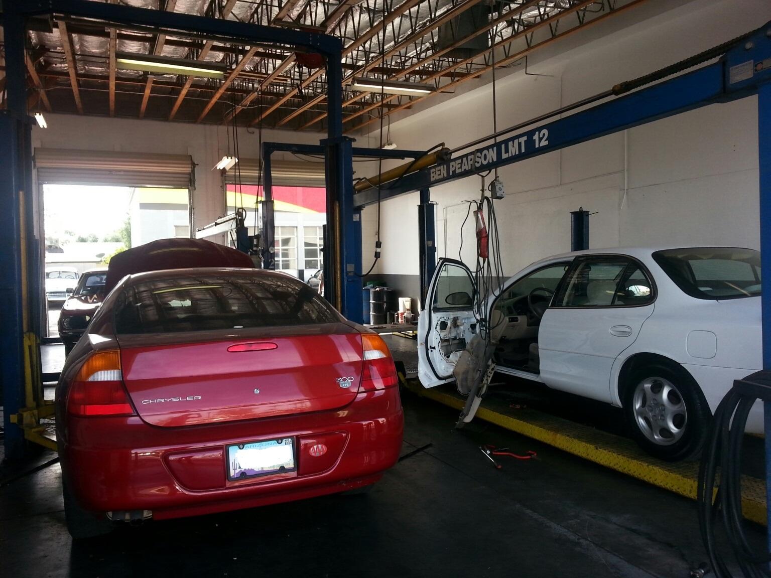 Crawford's Auto Repair image 4