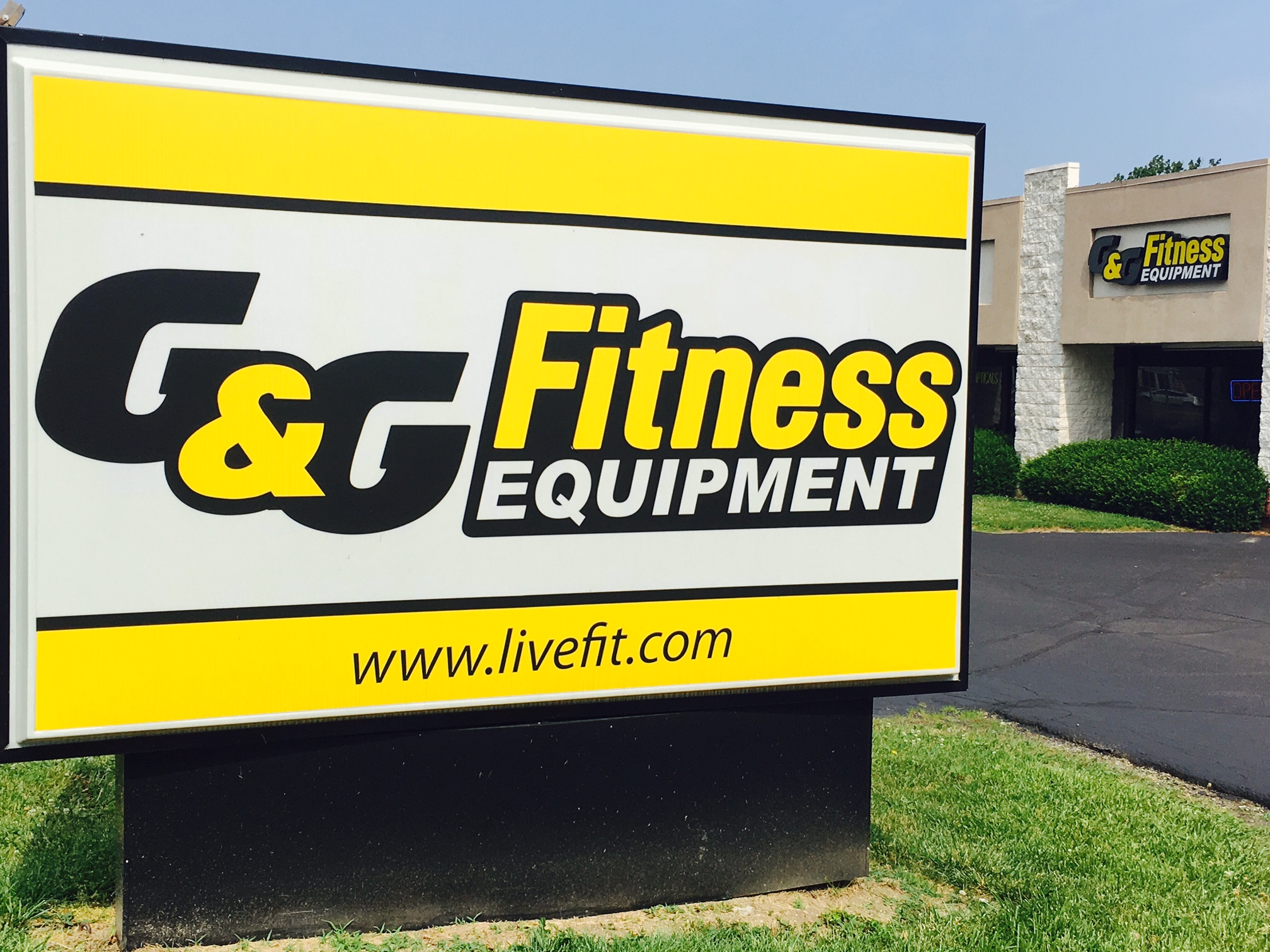 G&G Fitness Equipment - Dayton image 0