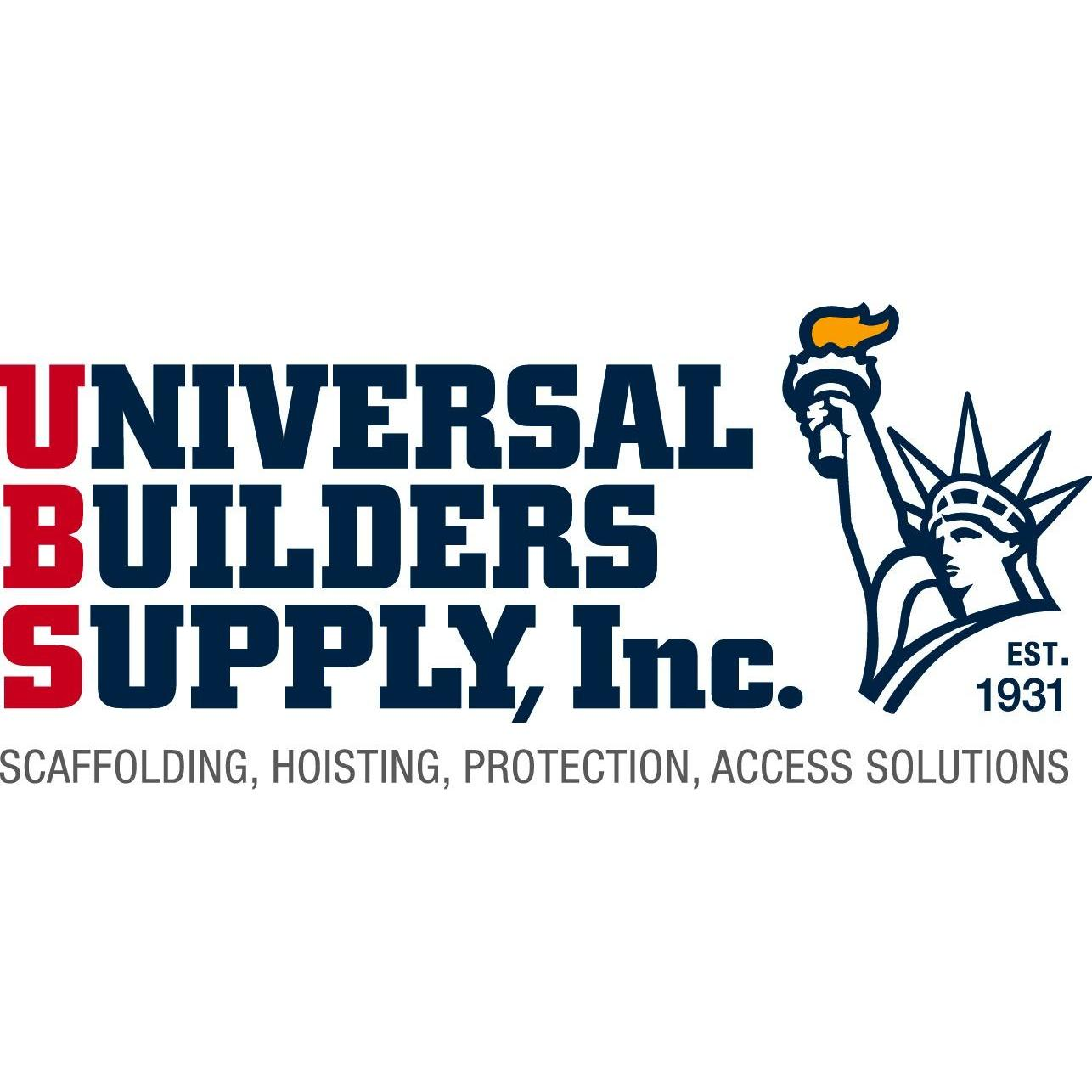 Universal Builders Supply Inc.