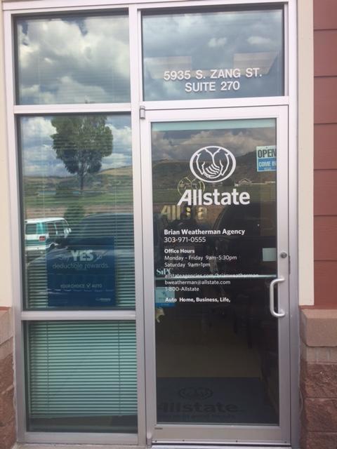 Brian Weatherman: Allstate Insurance image 2
