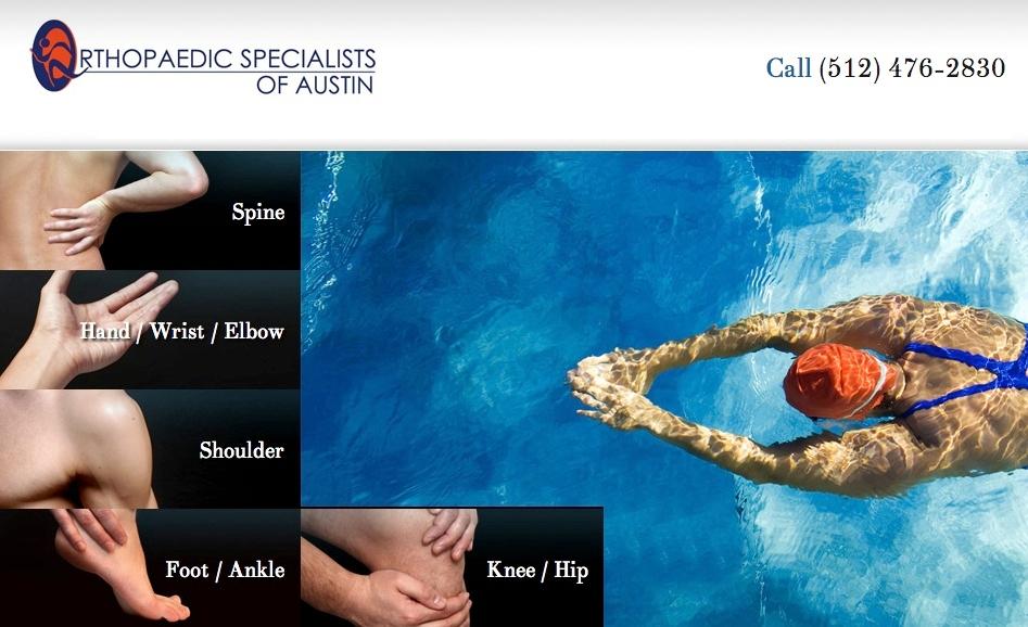 Orthopaedic Specialists of Austin image 0