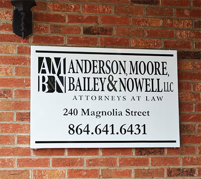 Anderson, Moore, Bailey & Nowell, LLC image 0