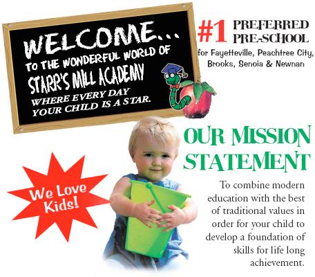 Image 3 | Starrs Mill Academy Preschool & Child Care Center
