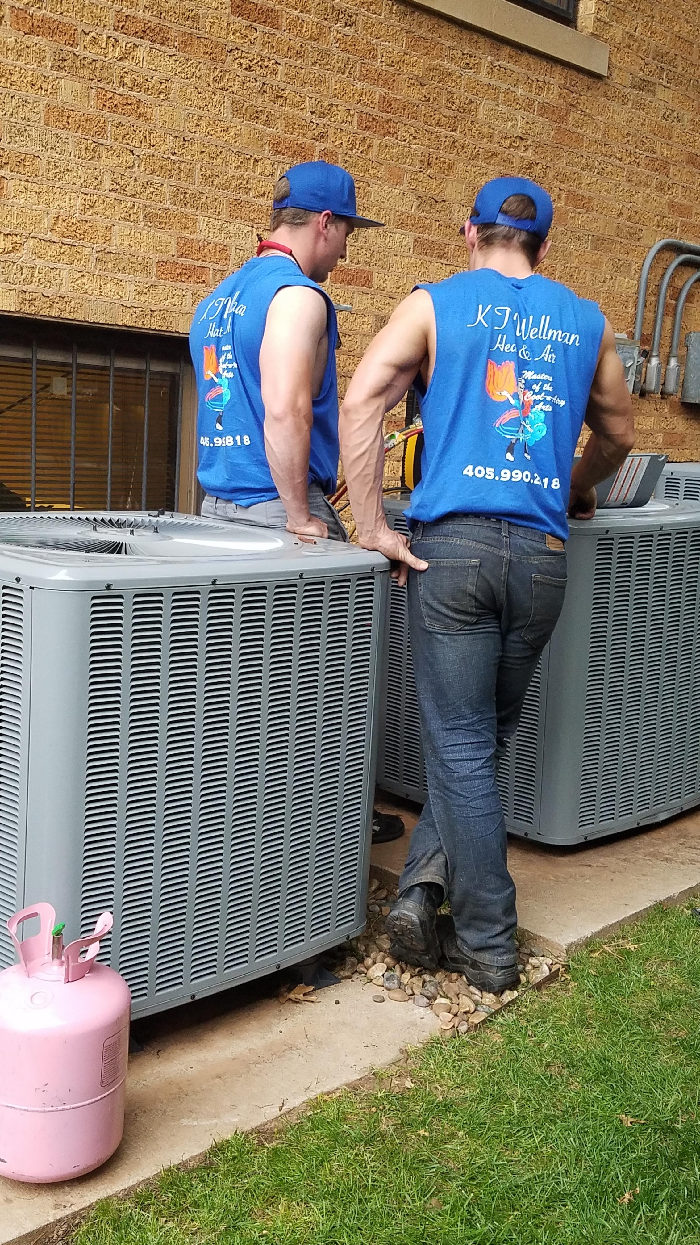 KT Wellman Heat and Air, LLC image 3