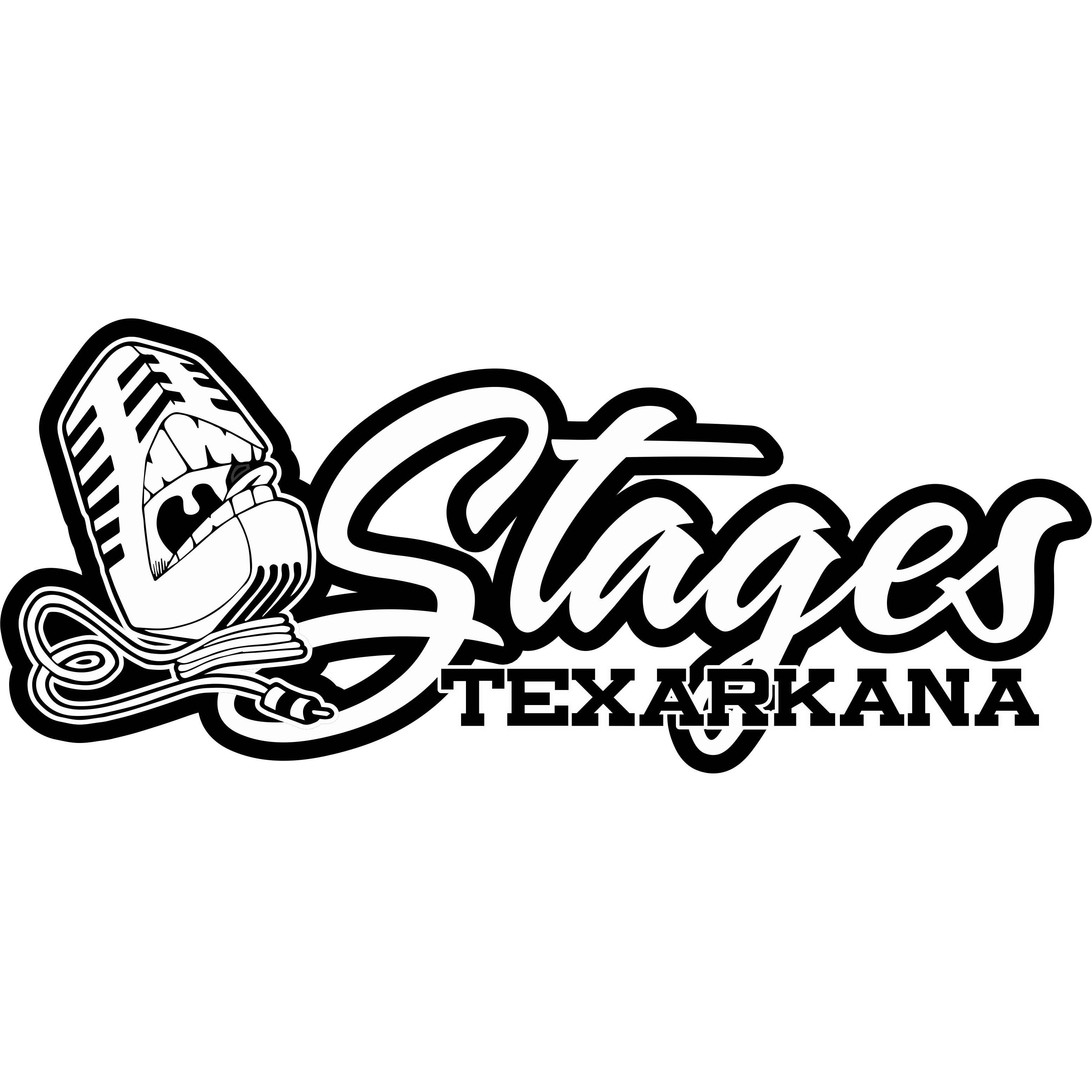 Stages of Texarkana