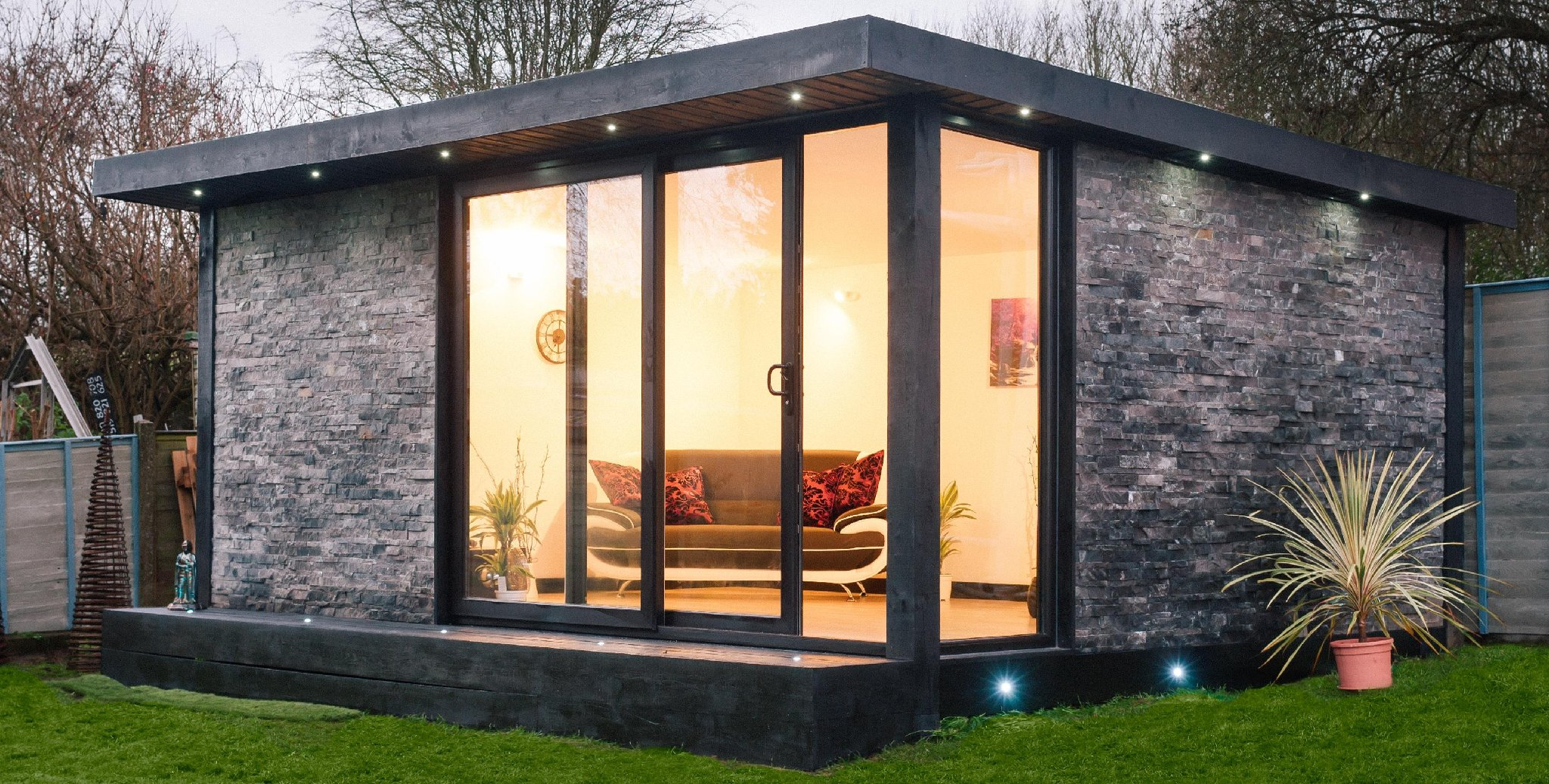 Rockwood garden studios garden sheds in buckingham mk18 for Garden studio