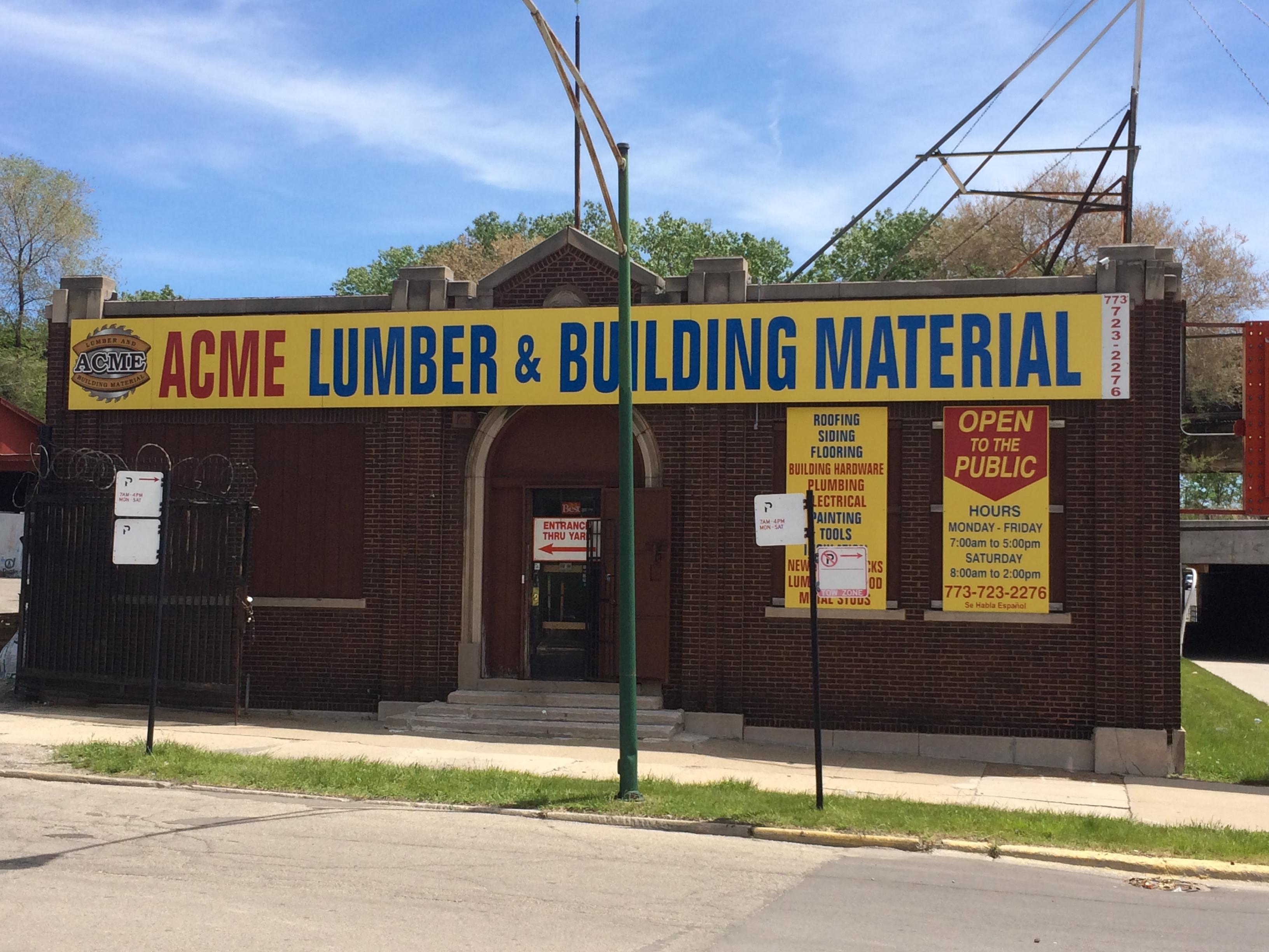 Acme Lumber