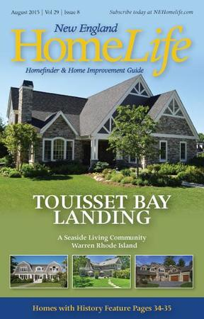 Touisset Bay Landing is a spectacular property located in beautiful and private Touisset Point Warren, RI. The 26 acre property, is divided into 14 town approved lots with a minimum lot size of 25,000 sq ft. With acres of open space comprising field and woods, the homes will be built along a private roadway off of a dead end street. Pre-sale of homesites and custom design packages are available now for your review. Call Tom Chace  @ Coastal Newport RE  401-965-3259