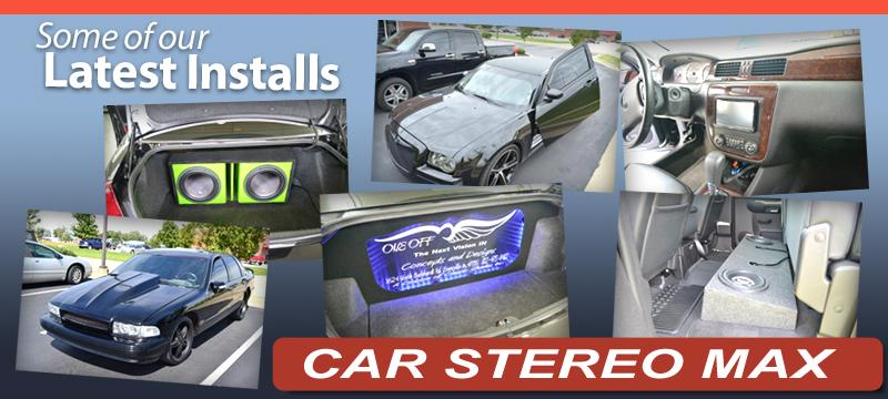 Car Stereo Max - ad image