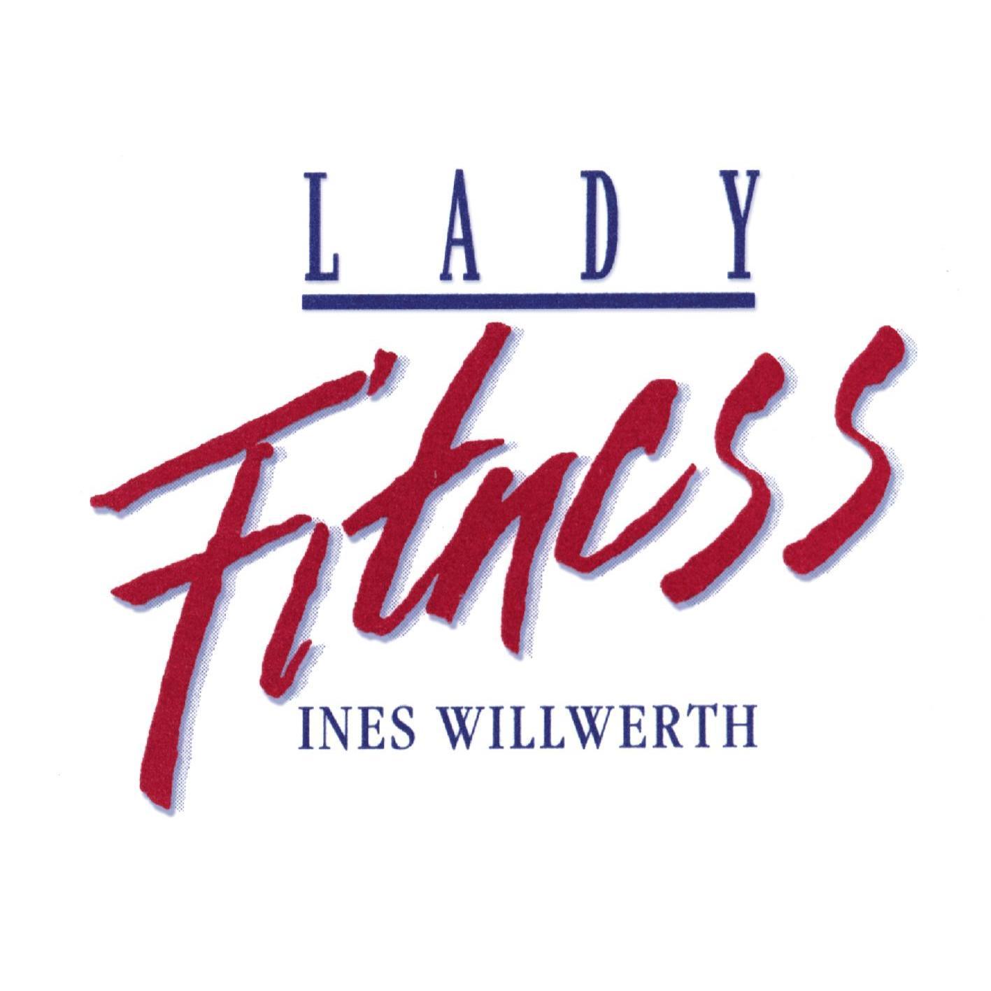 Logo von Ines Willwerth Lady Fitness