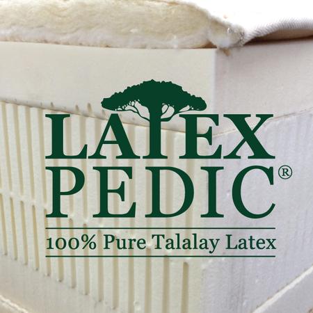No Fillers  No Toxins  Just 100% Pure Talalay Latex