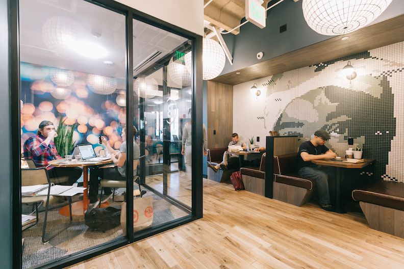 WeWork Downtown Haifa