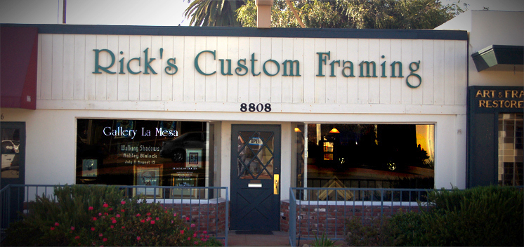 Rick's Custom Framing image 0