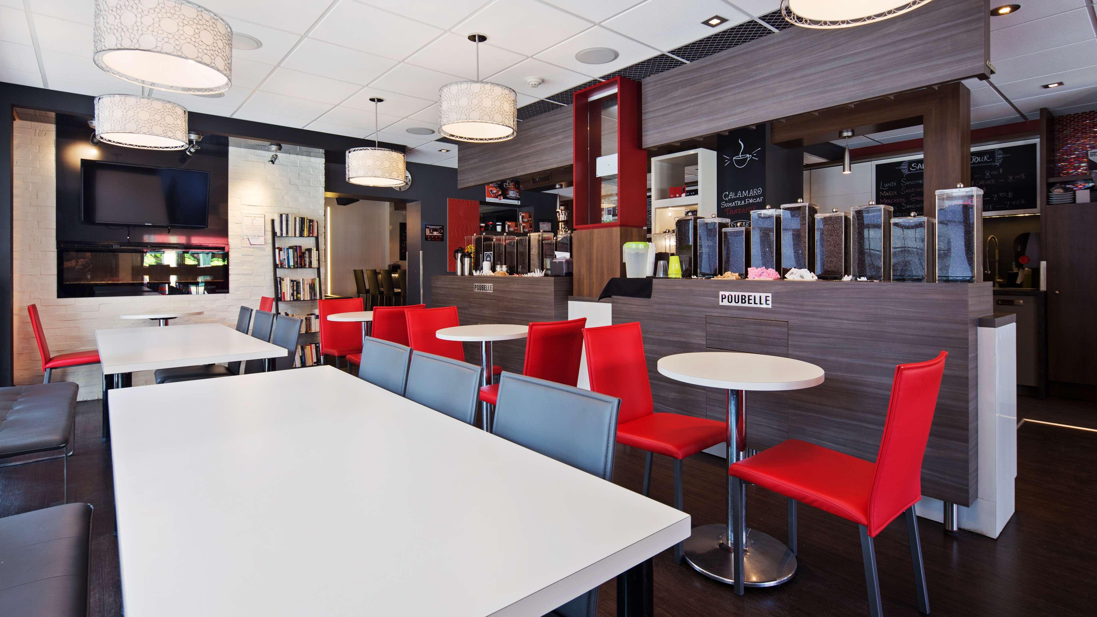 Best Western Plus City Centre/Centre-Ville à Quebec: Café In Coffee Shop