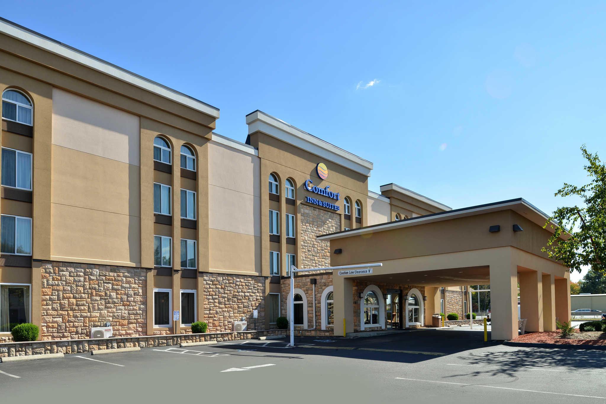 Comfort Inn & Suites East Hartford - Hartford image 1